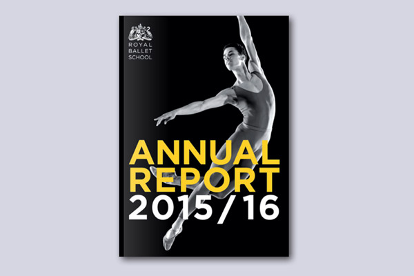Windmill Royal Ballet School Front Cover